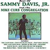 Sammy Davis, Jr.: Best of Sammy Davis, Jr. [Curb]