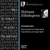 The Russian Piano Tradition - Tatiana Petrovna Nikolayeva