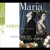 Maria, Madre di Dio - Vivaldi: Stabat Mater;  Handel, Scarlatti / Huggett, White, Mellon, Arion Ensemble