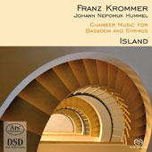 Krommer, Hummel: Chamber Music for Bassoon & Strings / Gower, Lohmann, Zinchenko, Morsches, Island