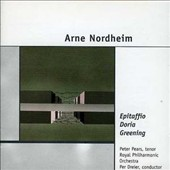 Arne Nordheim: Epitaffio; Doria; Greening