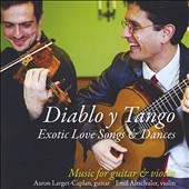 Diablo y Tango: Exotic Love Songs & Dances