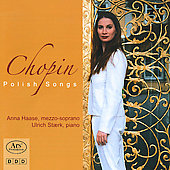 Chopin: Polish Songs