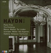 Haydn Edition, Vol. 2: Piano Trios