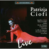 Patrizia Ciofi Live