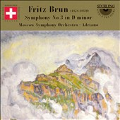 Fritz Brun: Symphony No. 3 in D minor