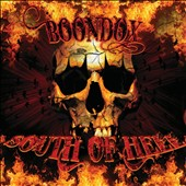 Boondox (Psychopathic): South of Hell [PA]