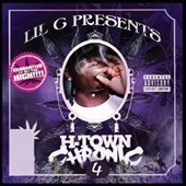 Lil C: H-Town Chronic, Vol. 4 [PA]