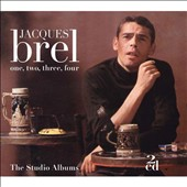 Jacques Brel: One, Two, Three, Four