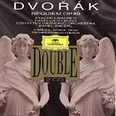 Dvor&#225;k: Requiem Op 89, etc / Ancerl, Stader, Wagner, et al