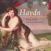 Haydn: Songs and Cantatas / Emma Kirkby, soprano