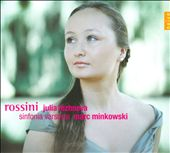 Rossini: Opera Arias / Lezhneva