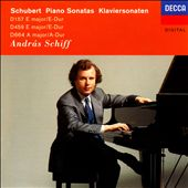 Franz Schubert: Piano Sonatas, Volume 7