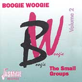Various Artists: Boogie Woogie, Vol. 2: The Small Groups