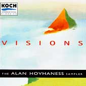 Visions - The Alan Hovhaness Sampler