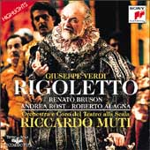 Verdi: Rigoletto - Highlights / Muti, Bruson, Rost, Alagna