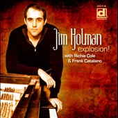 Jim Holman: Explosion!