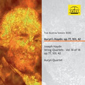 Haydn: String Quartets, Opp. 77, 103 & 42