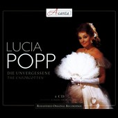 The Unforgettable - Arias and Songs / Lucia Popp, soprano (rec. 1976 - 1983) [4 CDs]