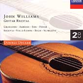 Guitar Recital / John Williams