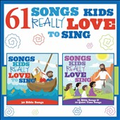 Various Artists: 61 Songs Kids Really Love To Sing