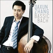 Bassic Bach - J.S. Bach: Suites for solo cello (3) / Daxun Zhang, double bass