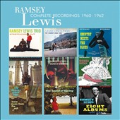 Ramsey Lewis: Complete Recordings: 1960-1962 [Box]