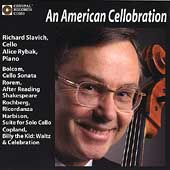 An American Cellobration / Richard Slavich, Alice Rybak