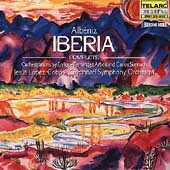 Alb&#233;niz: Iberia - Complete / L&#243;pez-Cobos, Cincinnati SO