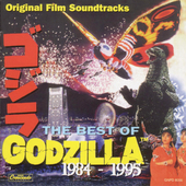Various Artists: The Best of Godzilla, Vol. 2: 1984-1995 [GNP]