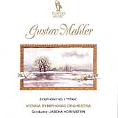 Mahler: Symphony no 1 