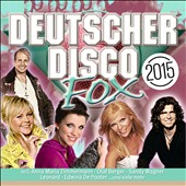 Various Artists: Deutscher Disco Fox 2015