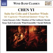 Chen Yi (b.1953): Music for Wind Band / Texas Tech University Wind Ensemble; Sarah McKoin et al.