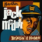 Jack McDuff/Brother Jack McDuff: Bringin' It Home