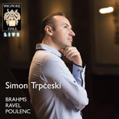 Simon Trpceski plays Brahms, Ravel, Poulenc / Simon Trpceski, piano