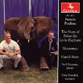 Poulenc: The Story of Babar, etc / Neil Rutman, Tony Randall