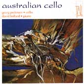 Australian Cello / Georg Pedersen, David Bollard