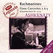 Rachmaninov: Piano Concertos 2 & 3 / Ashkenazy, Kondrashin