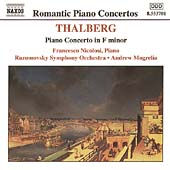 Romantic Piano Concertos - Thalberg / Nicolosi, et al