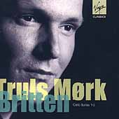 Britten: Cello Suites 1-3 / Truls Mork