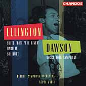 Ellington: Suite from The River, etc;  Dawson / J&auml;rvi, et al