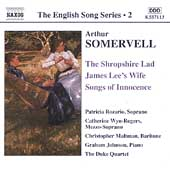 The English Song Series 2 - Somervell / Rosario, et al