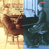 Sibelius: Works for Violin and Piano / Saarikettu, Koivisto