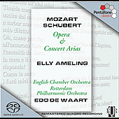 Mozart, Schubert: Opera & Concert Arias /Elly Ameling, et al