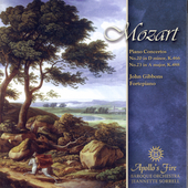 Mozart: Piano Concertos no 20 & 23 / Gibbons, Sorrell, et al