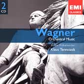 Gemini - Wagner: Orchestral Music / Tennstedt, Berlin PO