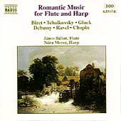 Romantic Music for Flute & Harp / János Bálint, Nóra Mercz