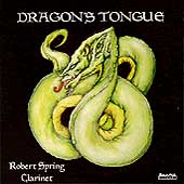 Dragon's Tongue / Robert Spring