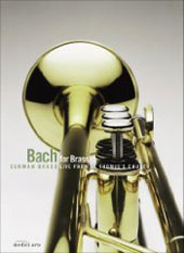 Bach for Brass / German Brass / Live from St. Thomas's Church, Leipzig [DVD]