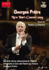 The New Year's Concert 2009 From the Teatro La Fenice / Pretre [DVD]